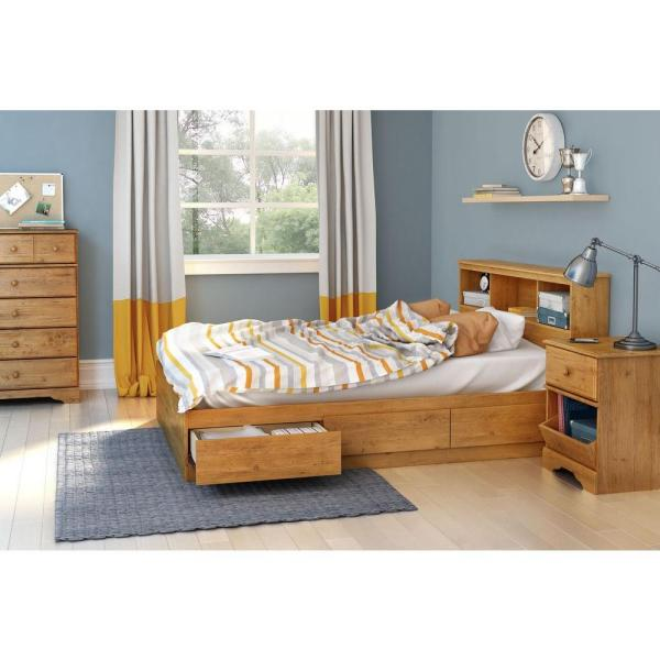 South Shore Little Treasures Country Pine Full Headboard