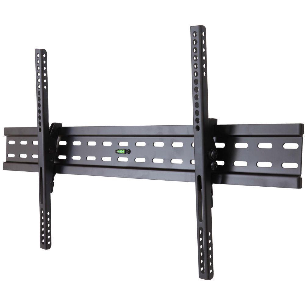 Level Mount Ultra Slim Pan/Tilt Mount for 37 in. - 85 in. TVs