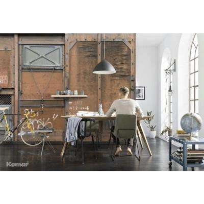 98 in. x 145 in. Wagon Wall Mural