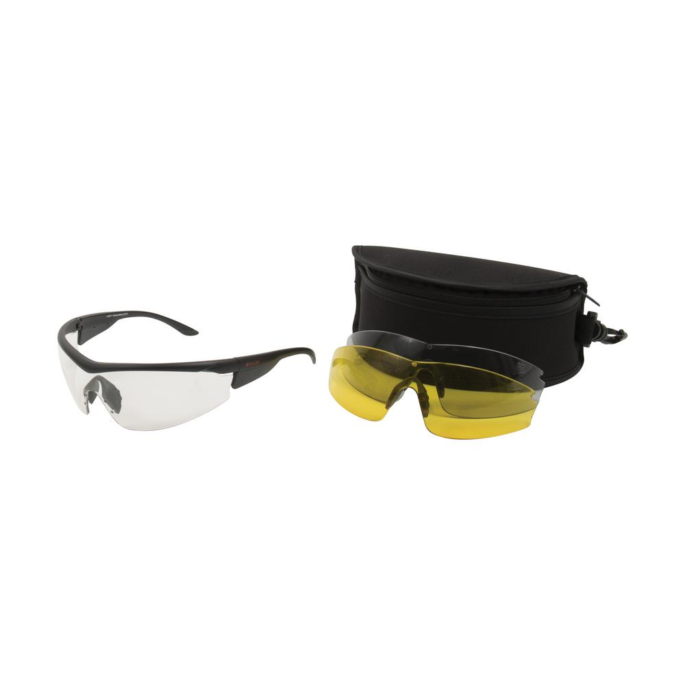 Concept Shooting Glasses and Lens Set