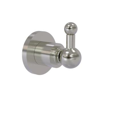 Astor Place Collection Robe Hook in Satin Nickel