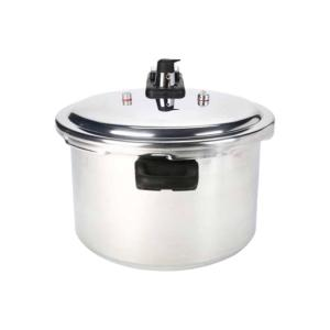 Click here to buy Tayama 7 Qt. Stovetop Pressure Cookers in Stainless Steel by Tayama.