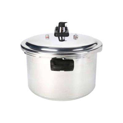 7 Qt. Stovetop Pressure Cookers in Stainless Steel