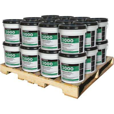 4 Gal. Multi-Purpose Carpet and Sheet Vinyl Adhesive (24 Pail Pallet)