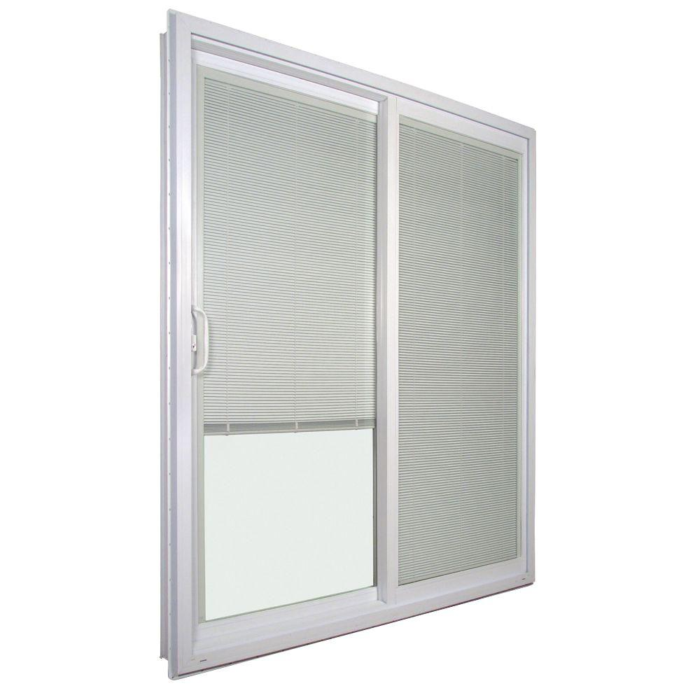 American Craftsman 72 In. X 80 In. 50 Series HVHZ Approved Sliding Patio  Door