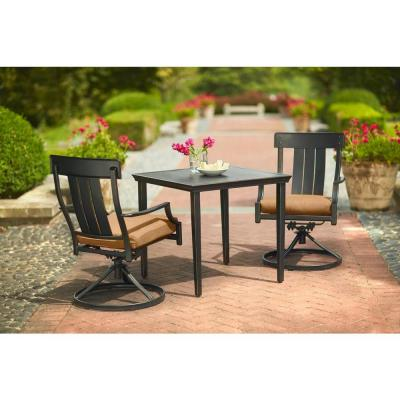 Oak Heights Patio Bistro Table