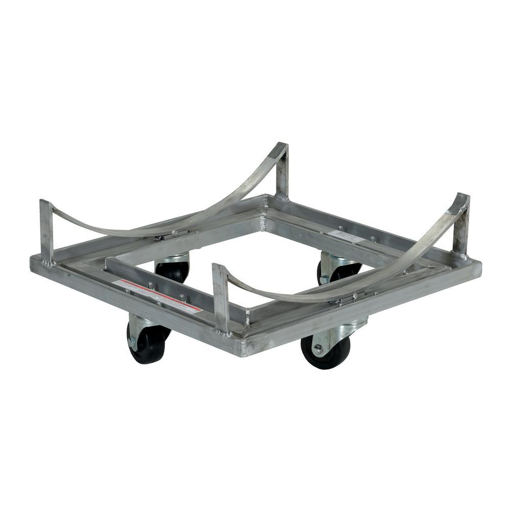 600 lb. 20 in. x 20 in. Heavy Duty Cradle Cart