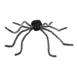 3 ft. LED Poseable Furry Spider