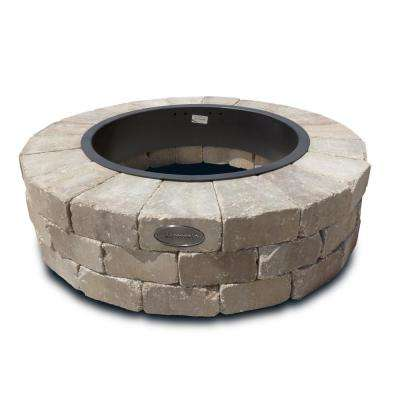 Grand 48 in. Fire Pit Kit in Santa Fe