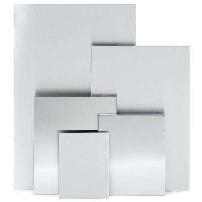 Muro Magnetic Memo Board in Stainless Steel