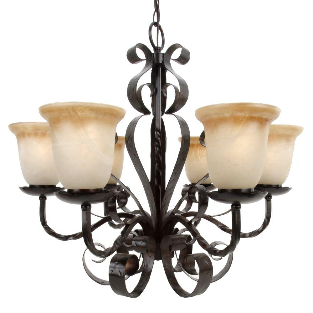 Maxim lighting aspen 6 light oil rubbed bronze chandelier 20607vaoi maxim lighting aspen 6 light oil rubbed bronze chandelier mozeypictures Gallery