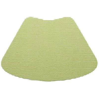 Fishnet Wedge Placemat in Mist Green (Set of 12)