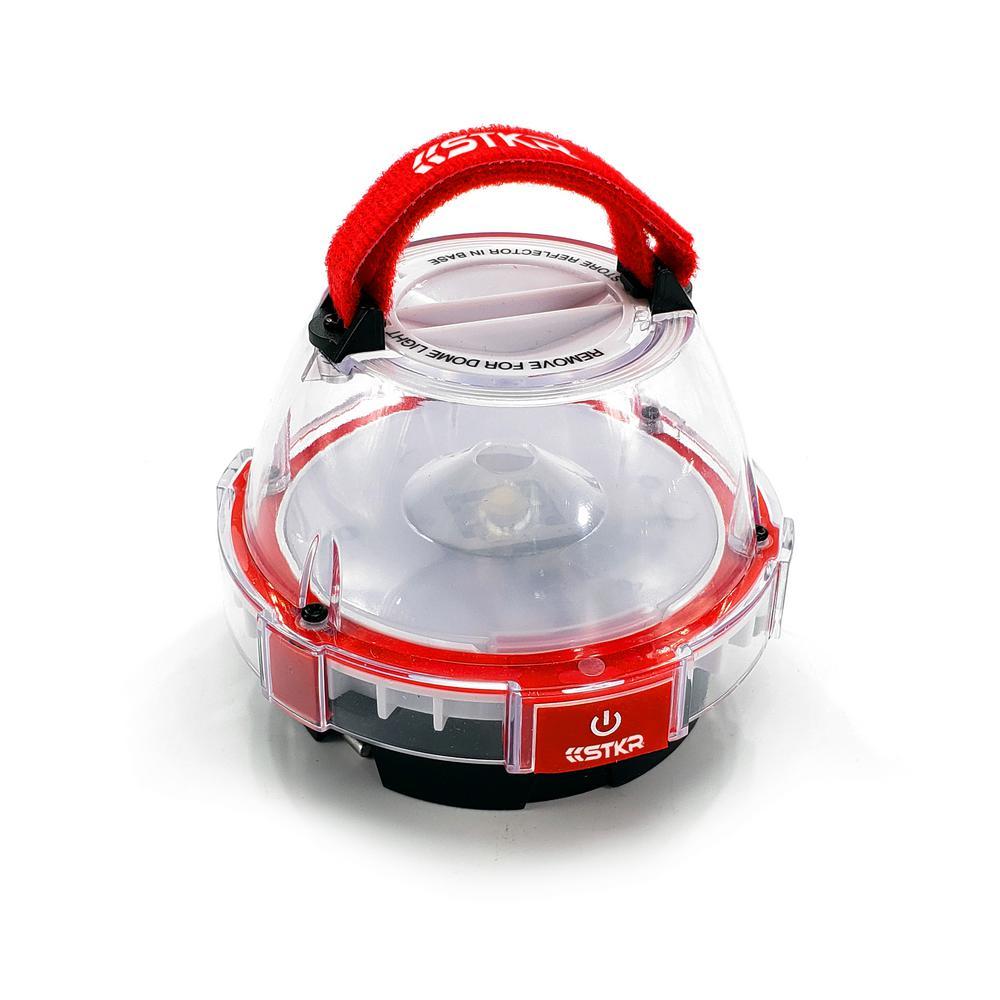 ILLUMiDOME Battery-Powered LED Mini Waterproof Lantern