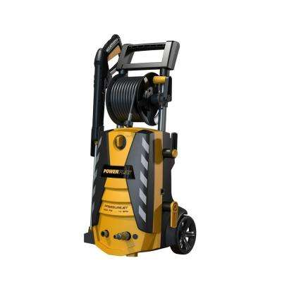 PressureJet 1800-PSI 1.4-GPM Axial Cam Pump Electric Pressure Washer