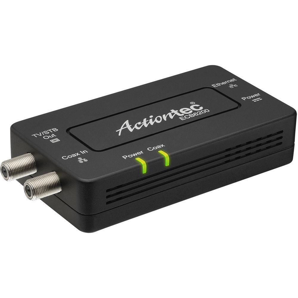 2.0 MoCA to Wi-Fi Adapter, Black