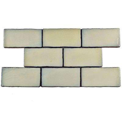 Antic Special Pergamon 3 in. x 6 in. Ceramic Wall Tile (1 sq. ft. / pack)