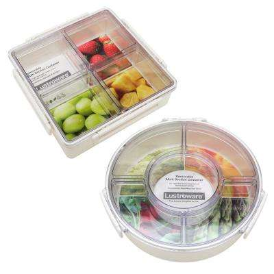 Modular Serving Tray (Set of 2)