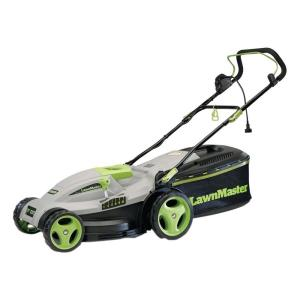 Lawnmaster 15 In 2 In 1 Mulching Corded Electric Walk