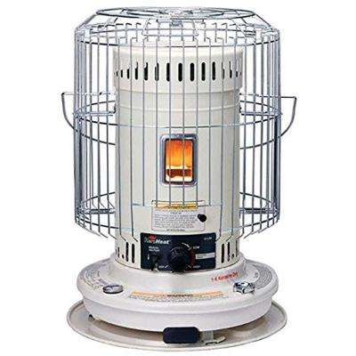 HeatMate 23,500 BTU Indoor/Outdoor Portable Convection Kerosene Space Heater