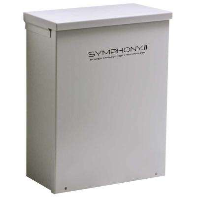 100 Amp Symphony II Automatic Transfer Switch