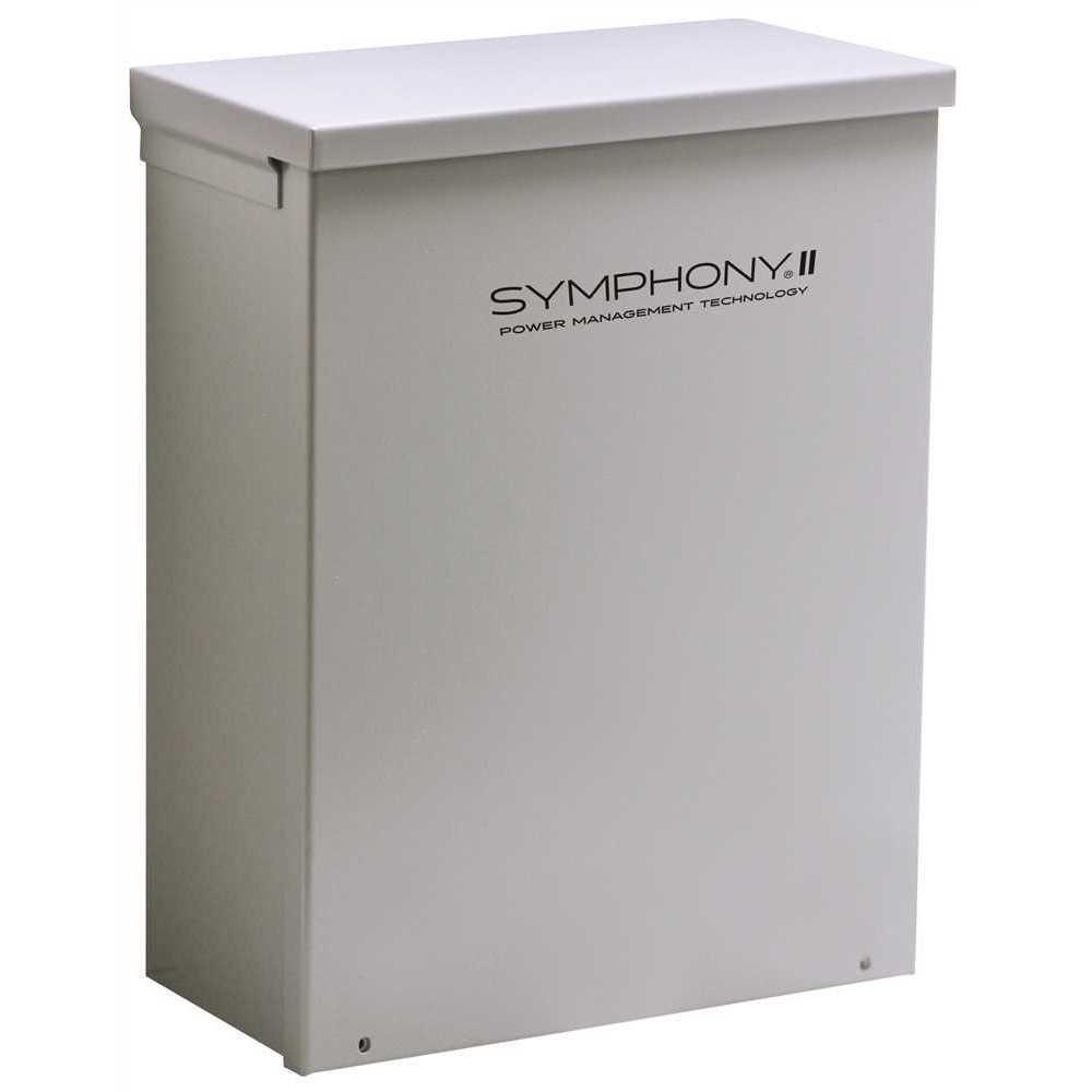 100 Amp Symphony II Automatic Transfer Switch