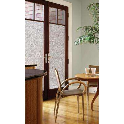 35.43 in. x 78.74 in. Mosaic Door Privacy Window Film