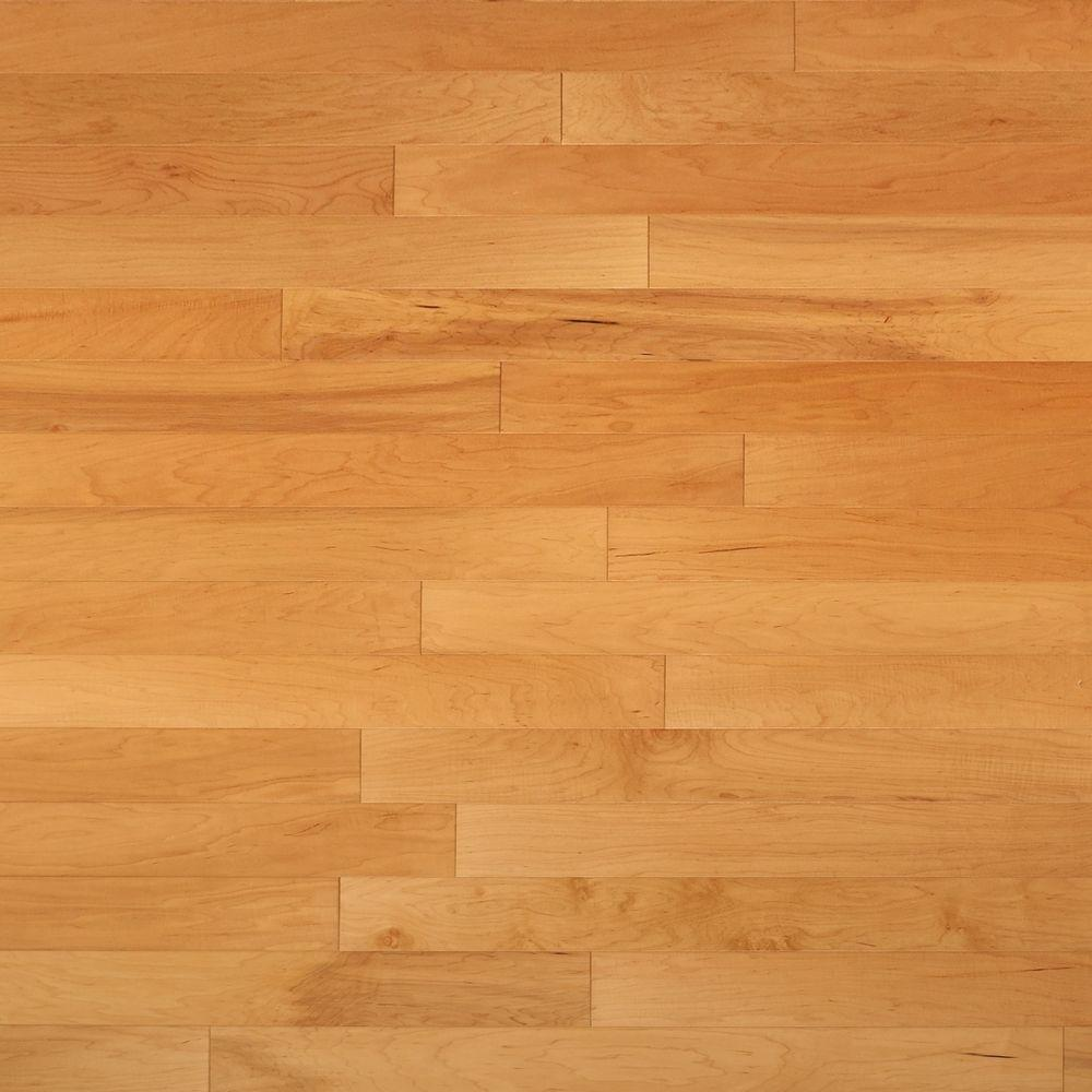 28 Wonderful Maple Hardwood Flooring Pictures: Heritage Mill Vintage Maple Natural 3/8 In. T X 4-3/4 In