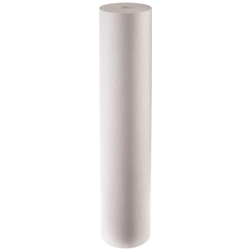 Pentek DGD-2501-20 20 in. x 4-1/2 in. Dual Gradient Sediment Water Filter