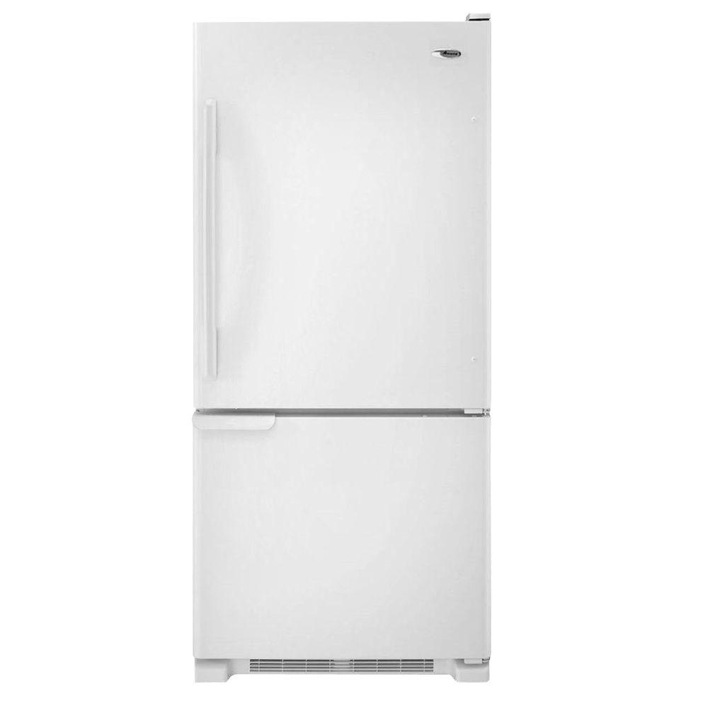 mount Refrigerator freezer bottom