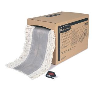 Rubbermaid Commercial Products 40 ft. Cut to Length Dust Mop Pad by Rubbermaid Commercial Products