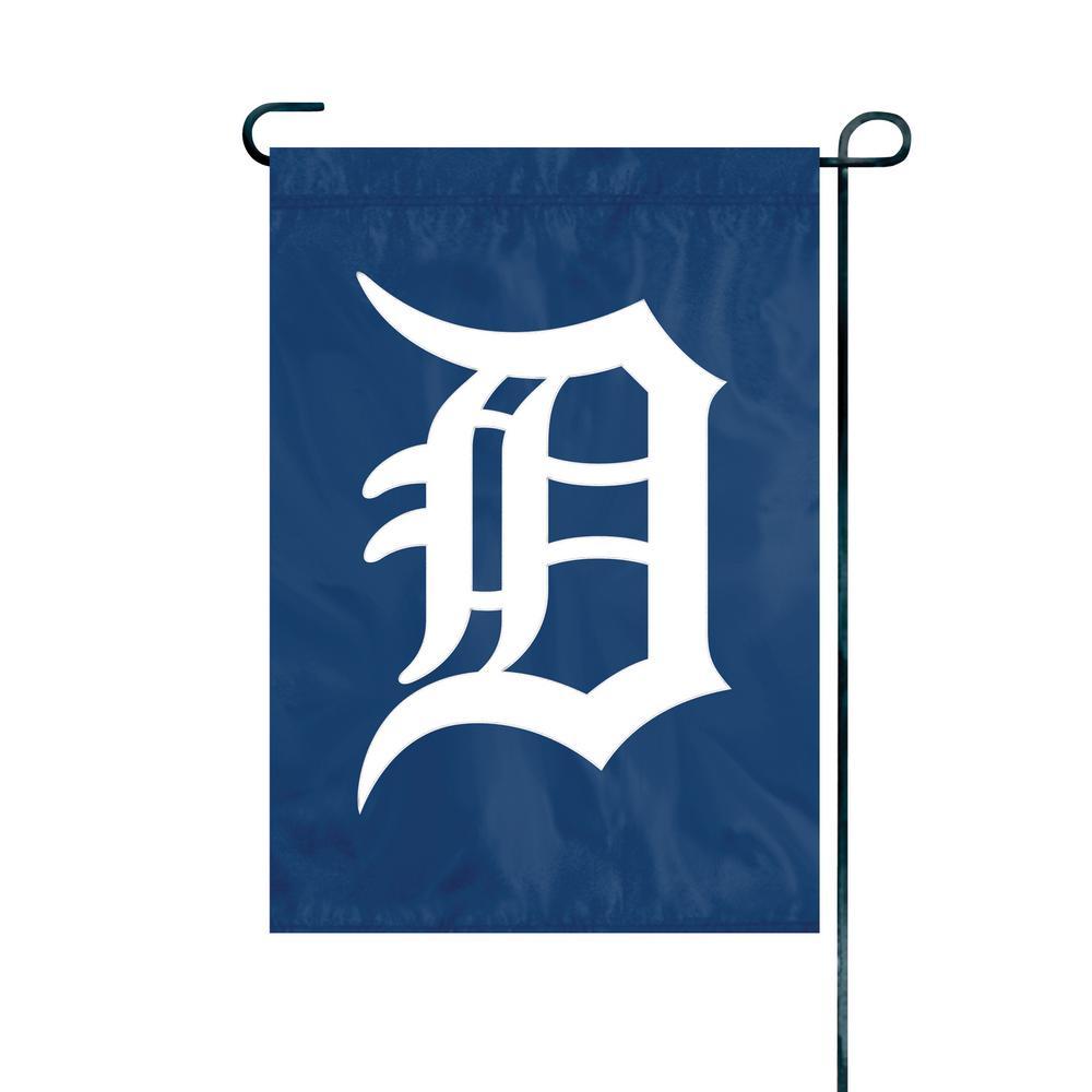 Detroit Tigers Premium Garden Flag