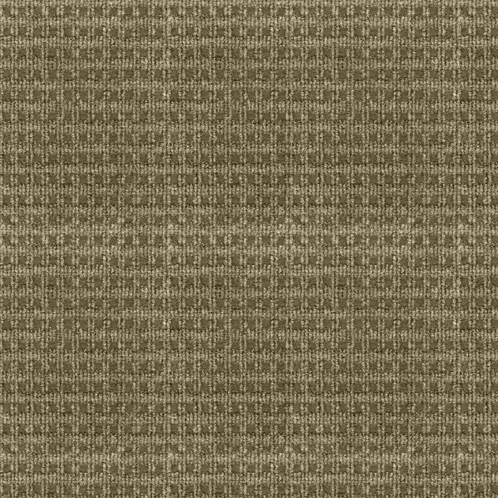Trafficmaster serenity color taupe pattern indoor for Taupe color carpet