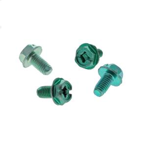 Ideal Combo Grounding Screw (10-Card)-774042 - The Home Depot