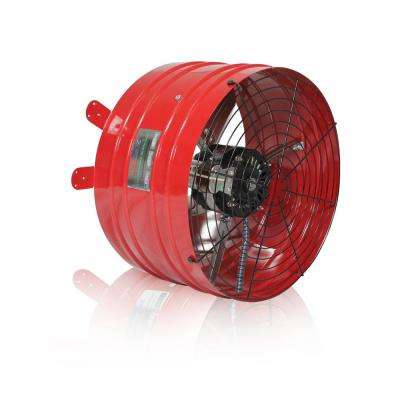 Professional 3013 CFM Power Gable Mount Attic Fan