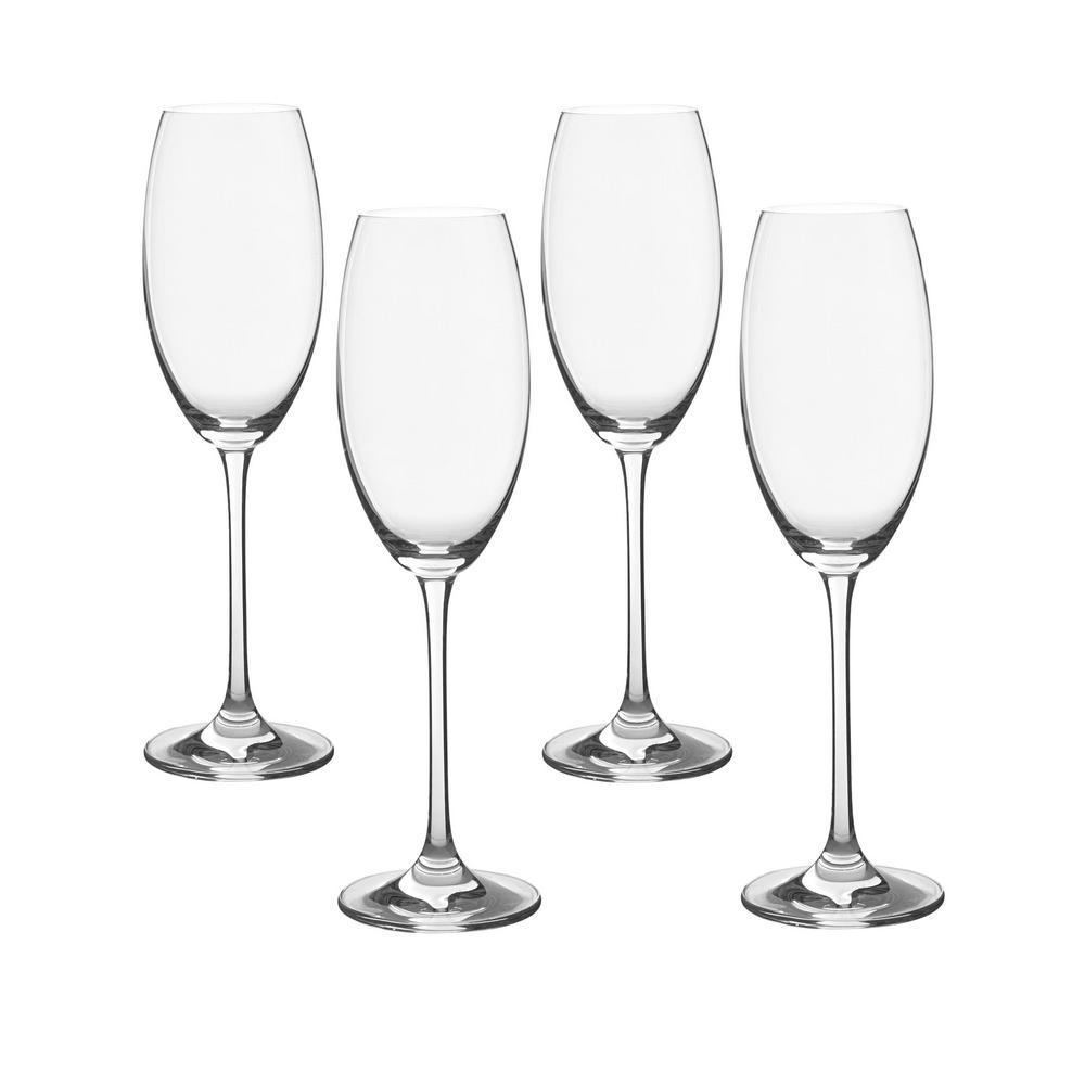 4-Pack Nachtmann Vivendi 9.6oz Champagne Glasses
