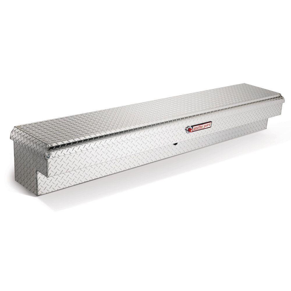 87.75 in. Aluminum Long Low Side Box