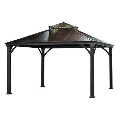 Rectangular - Gazebos - Sheds, Garages & Outdoor Storage - The ...