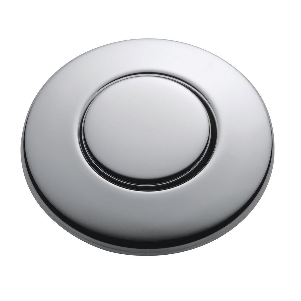 InSinkErator SinkTop Switch Push Button In Chrome For