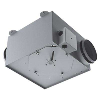 295 CFM Power 6 in. Centrifugal In-Line Exhaust Metal Duct Fan