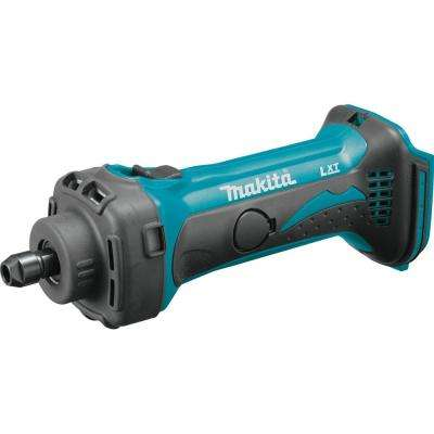 18-Volt LXT Lithium-Ion Cordless 1/4 in. Compact Die Grinder (Tool-Only)