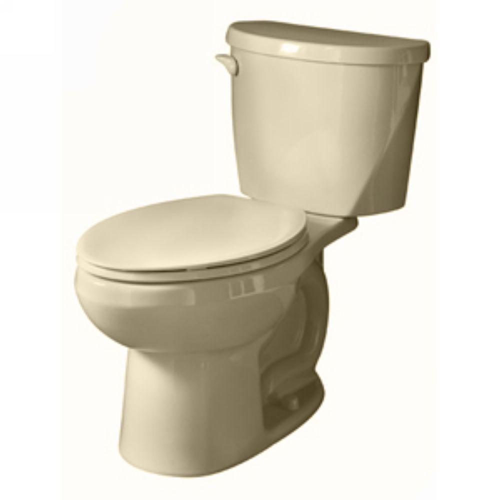 Enjoyable American Standard Evolution 2 2 Piece 1 6 Gpf Single Flush Elongated Toilet In Bone Ibusinesslaw Wood Chair Design Ideas Ibusinesslaworg