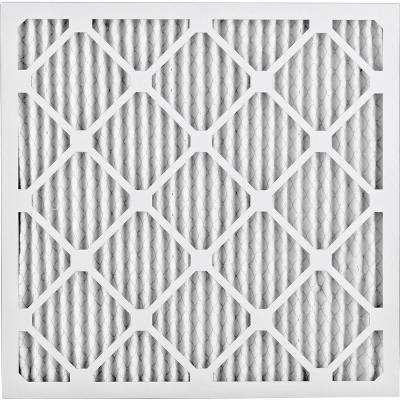 24 in. x 24 in. x 1 in. Ultimate Pleated MERV 13 - FPR 10 Air Filter (6-Pack)