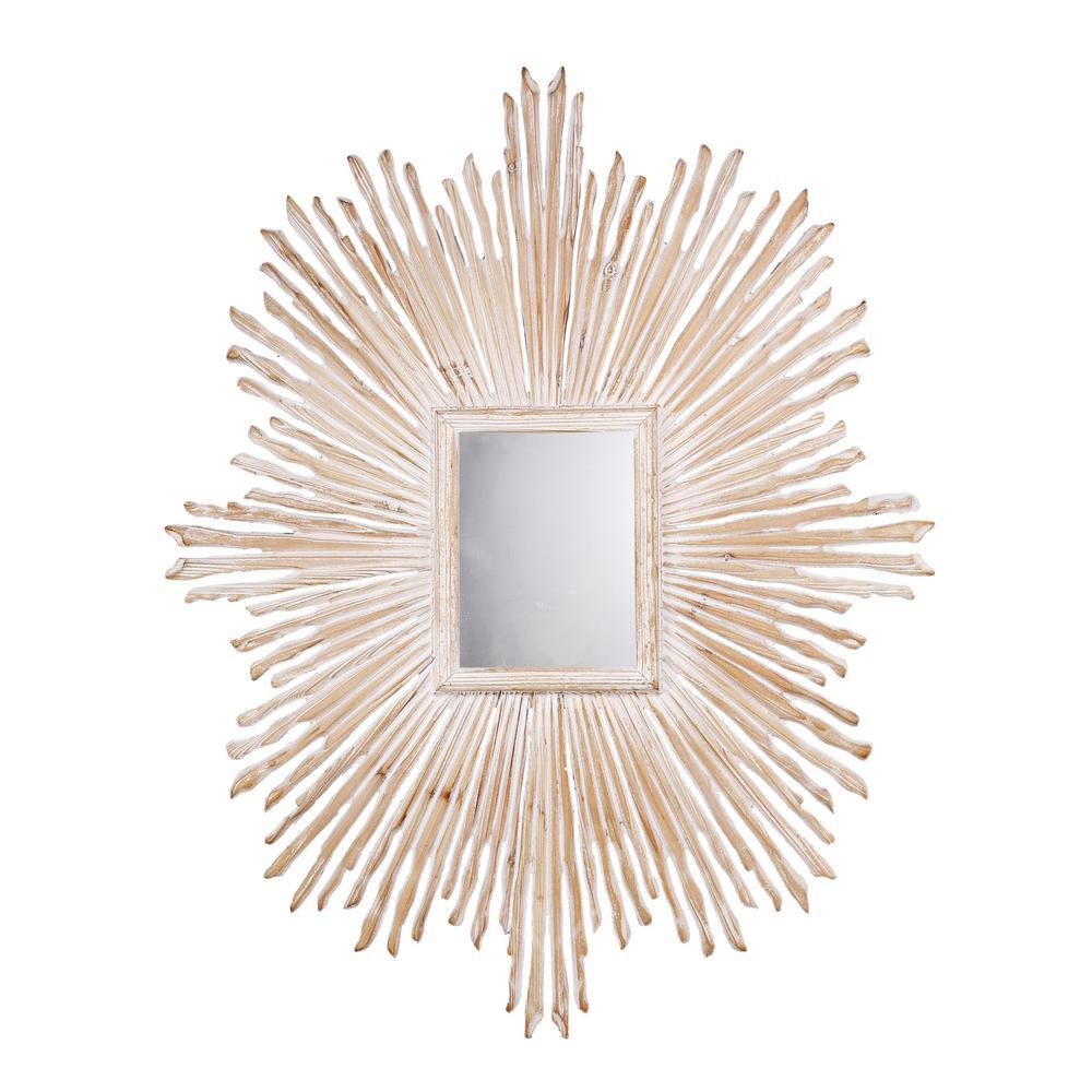 Zwer Ray Gold, Natural Mirror