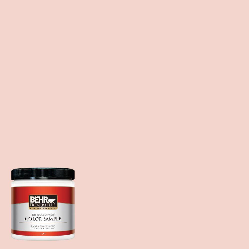 8 oz. #M170-1 Pink Elephant Interior/Exterior Paint Sample