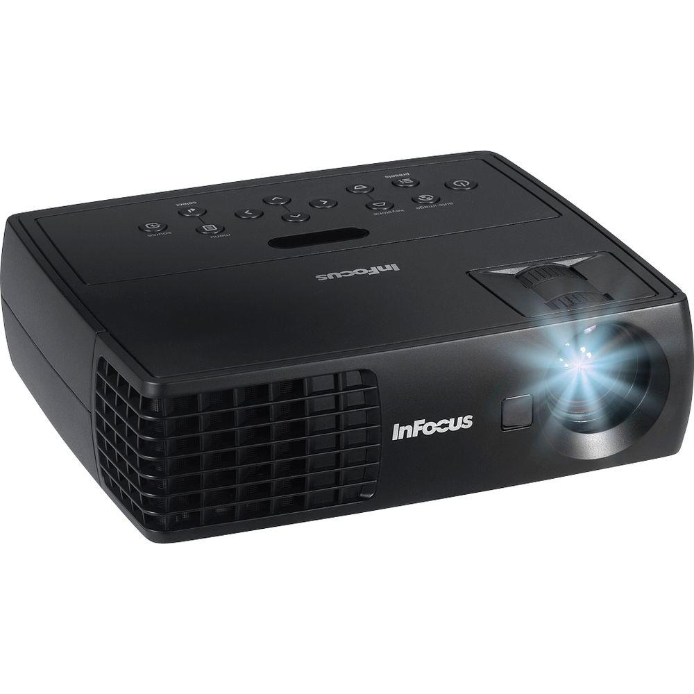 Infocus 1280 x 800 DLP Projector with 2200 Lumens-DISCONTINUED