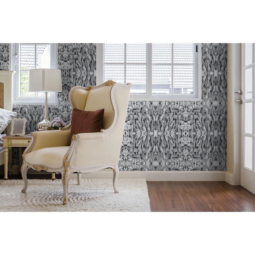 ABRA Collection Stratos Dark Premium Matte Wallpaper