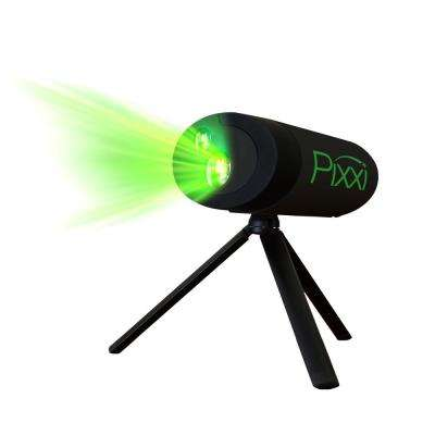 Pixxi Green Laser Holiday Animation Projector Light with Remote Control