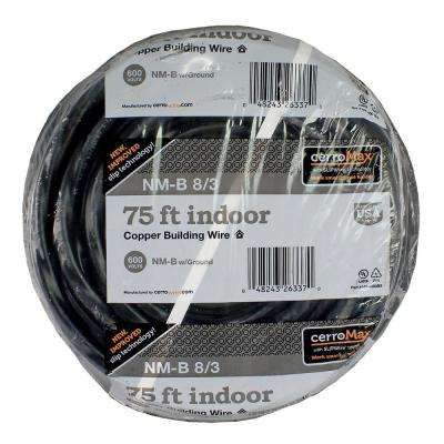 75 ft. 8/3 NM-B Wire