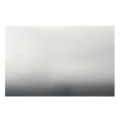 25 in. x 36 in. 26-Gauge Galvanized Metal Sheet