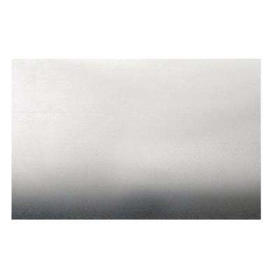 24 in. x 36 in. 26-Gauge Zinc Metal Sheet